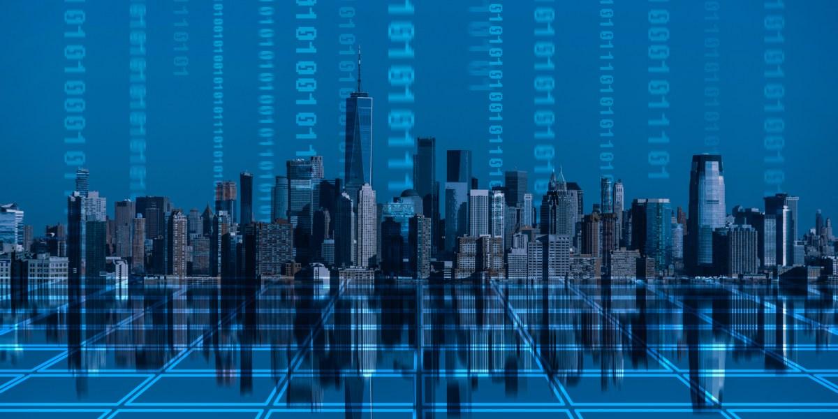 Digital City of NYC