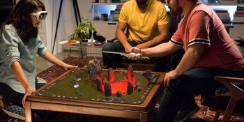 Tilt Five adds new partners for AR tabletop game project: Tabletopia and Monocle Socity