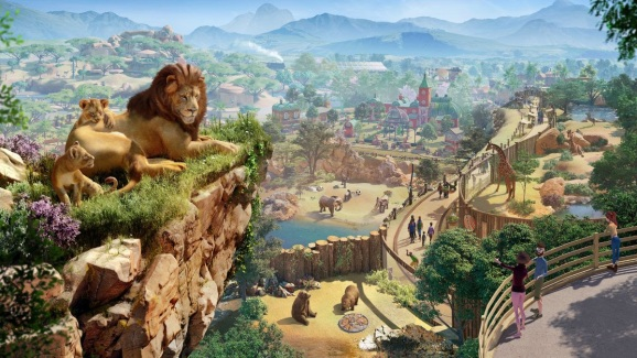 Planet Zoo.
