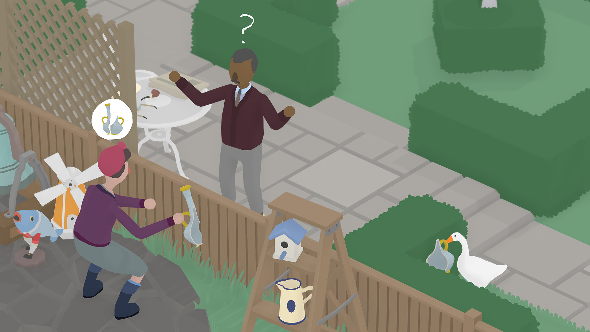 You don't play Untitled Goose Game; you perform it   VentureBeat