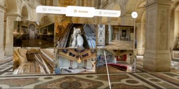 Google's VersaillesVR is a hyper-real tour of the famous French palace