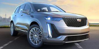 This virtual Cadillac looks indistinguishable from a real one, and can be explored in VR, thanks to ZeroLight's high-end rendering.