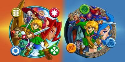 The Retrobeat Zelda S Oracle Games Deserve Some Link S