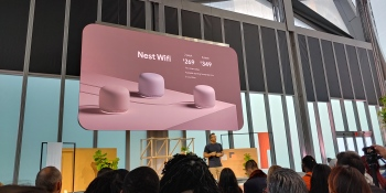 Google unveils Nest Wifi Router and Wifi Point with Google Assistant