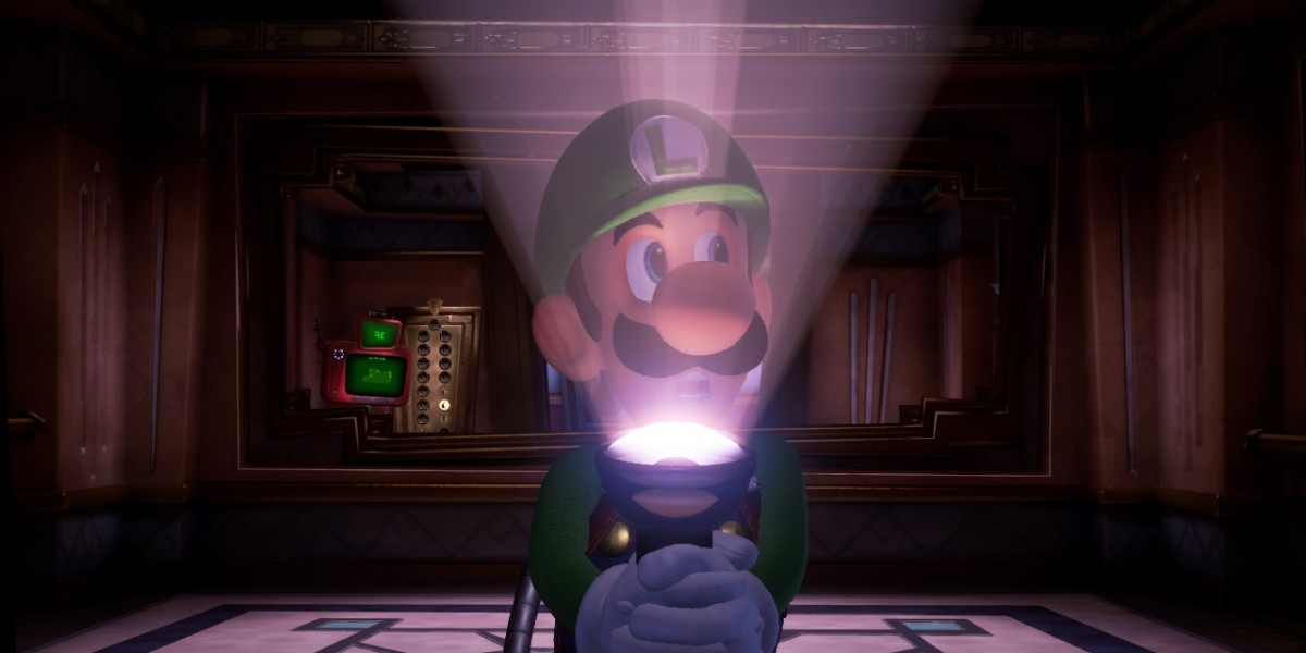 Luigi is a coward, but so am I.