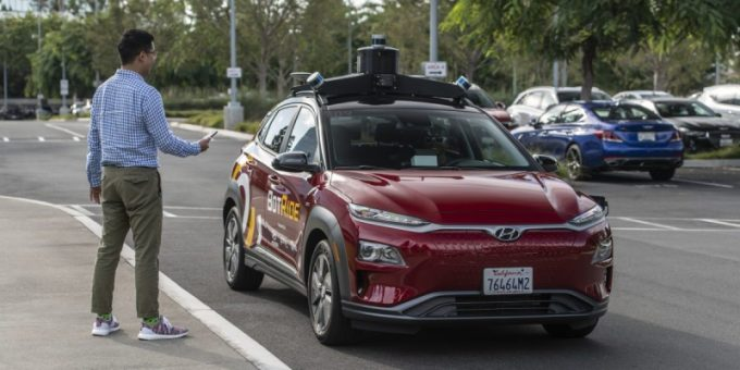 Pony.ai raises $100 million more to advance its autonomous vehicle tech
