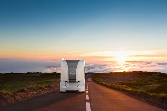 电动汽车,自动驾驶,Einride,自动驾驶卡车,图森未来,自动驾驶电动运输车队,自动驾驶物流
