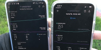Hands-on: OnePlus 7 Pro 5G burns 4G iPhone 11 Pro in highway speed test