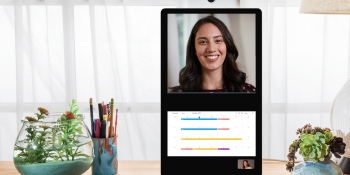 Facebook is bringing Portal video chat devices to the workplace