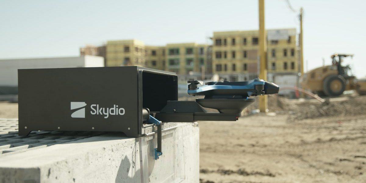 Skydio 2 Dock