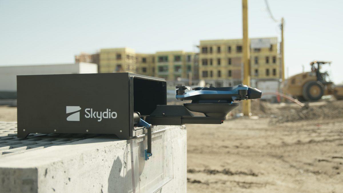 Skydio raises $100 million, announces enterprise focused drone lineup