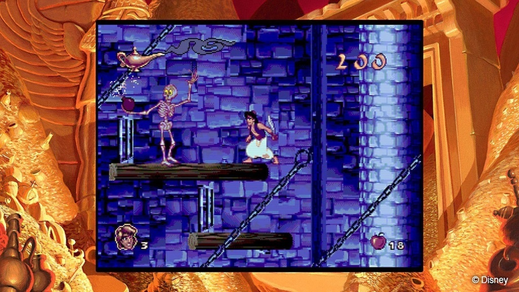 Some of the most impressive sprites of the 16-bit era.
