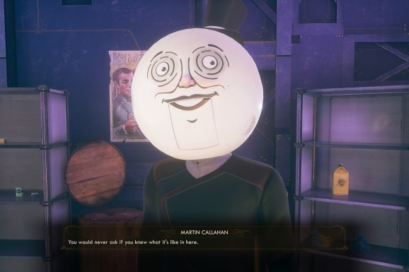 The Outer Worlds' humor is one of its best draws.