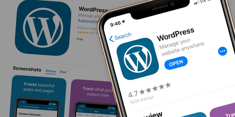 WordPress.com from Automattic