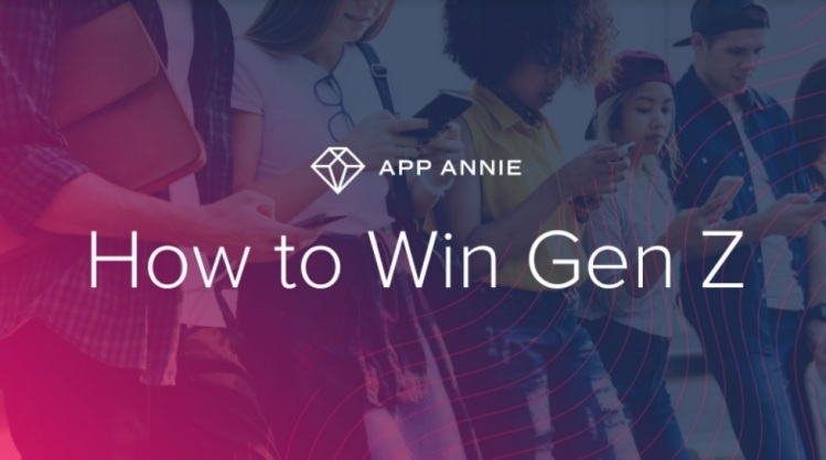 App Annie's report on how to win Gen Z.