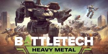 Battletech: Heavy Metal expansion