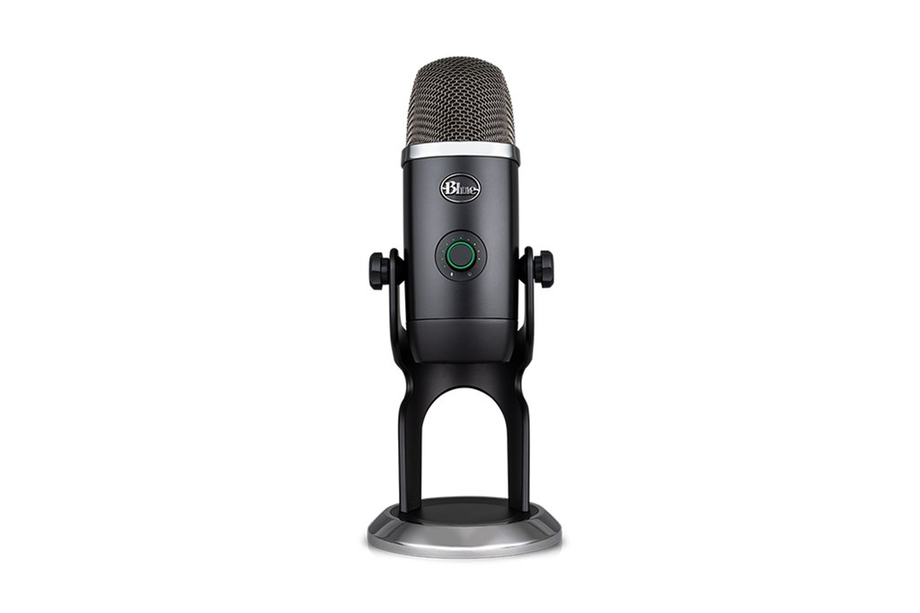 blue yeti x review the best usb microphone yet venturebeat. Black Bedroom Furniture Sets. Home Design Ideas