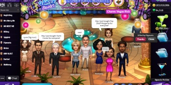 FlowPlay launches Casino World social casino tycoon game