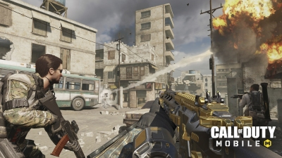 Sensor Tower Call Of Duty Mobile Breaks First Week Record With 100 Million Downloads Venturebeat