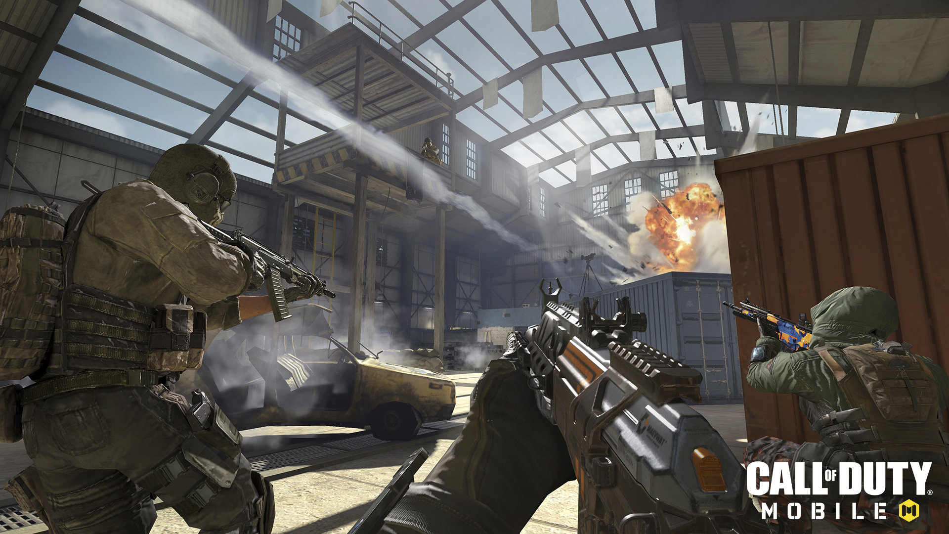 Sensor Tower Call Of Duty Mobile Already Achieves 20 Million