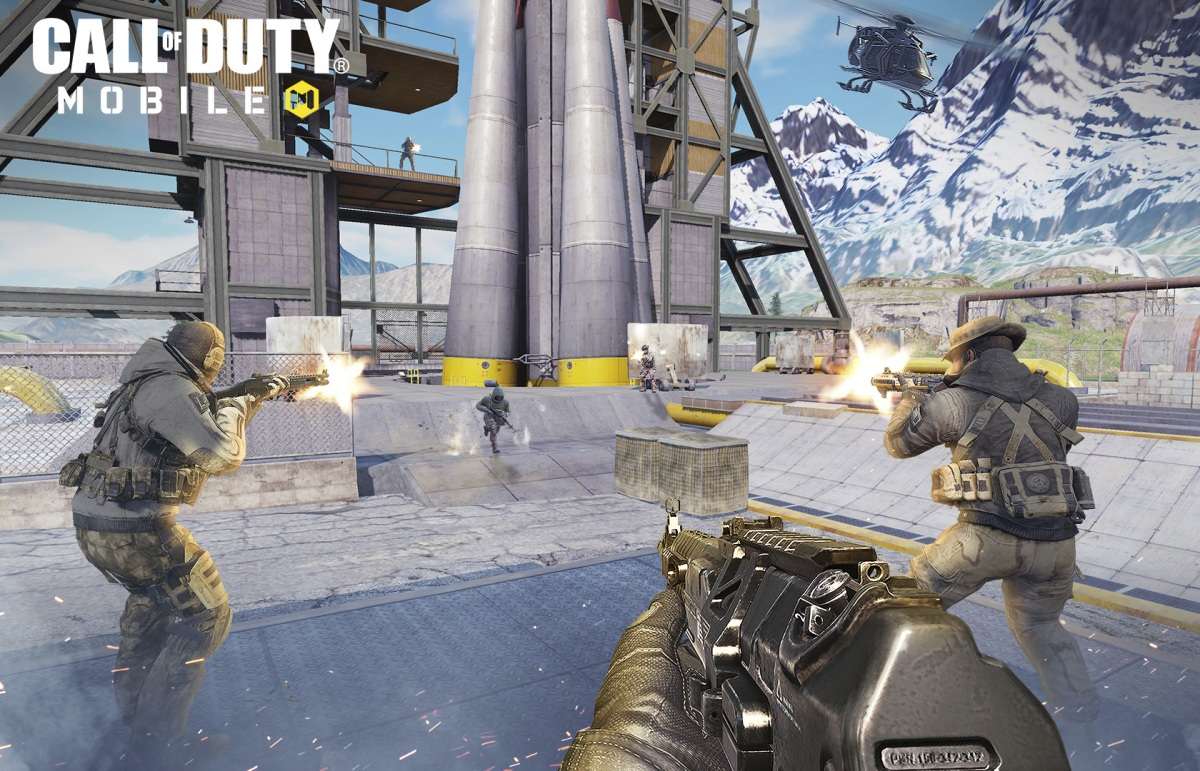 Sensor Tower Call Of Duty Mobile Hits 87 Million And 172 Million Downloads In 2 Months Updated Venturebeat