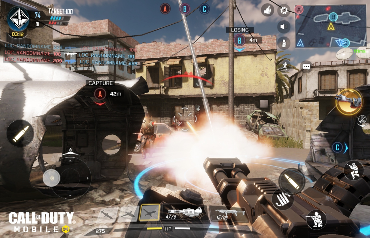 Activision Blizzard creates new mobile studio for Call of Duty