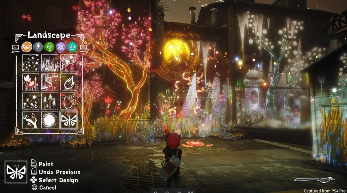 Concrete Genie review — Heartwarming story, beautiful art, but tough controls