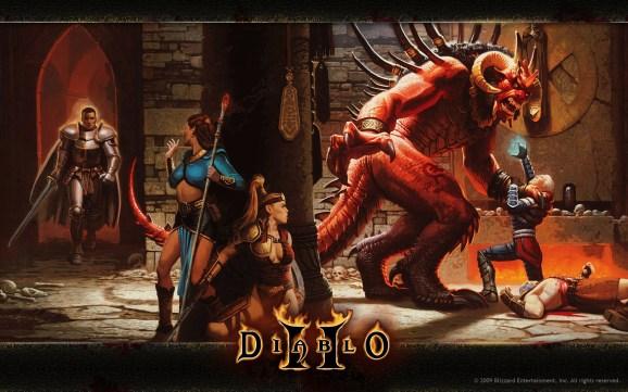 Diablo II.
