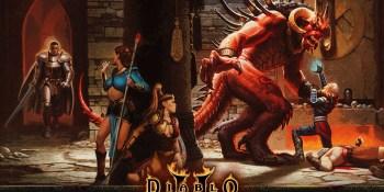 Diablo II's remake is real