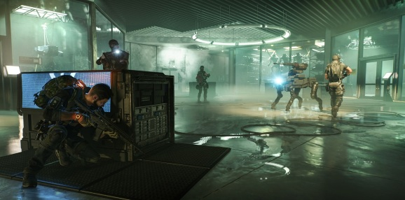 Battle inside the Pentagon in The Division 2's Episode 2 DLC.