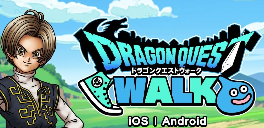 Dragon Quest Walk is a Pokémon Go-like take on the long-lived Japanese RPG.