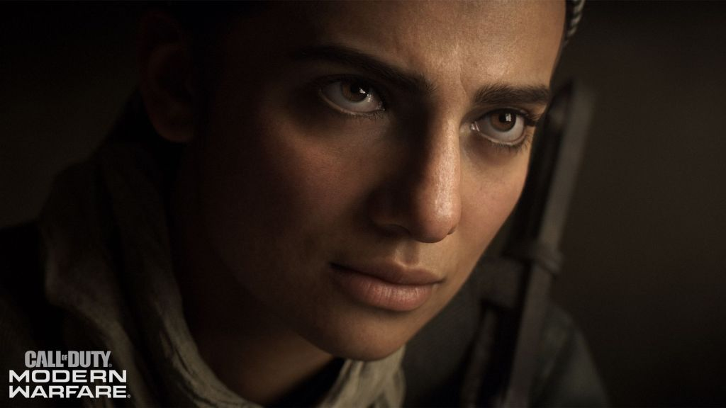 Farah is one of the main characters of Modern Warfare.