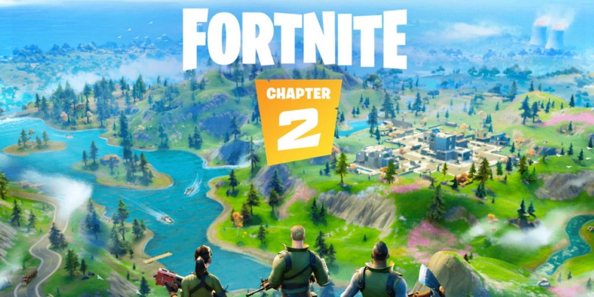 Fortnite Chapter 2.