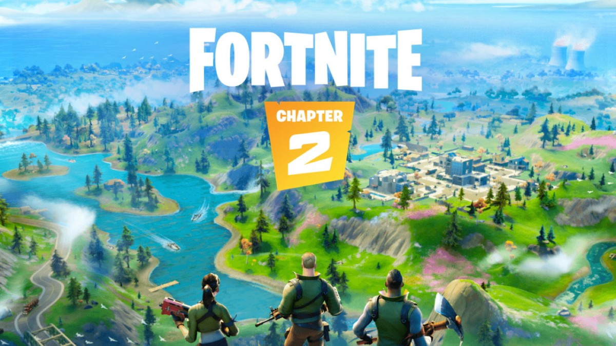 Fortnite Gameplay Chapter 2 Fortnite S Chapter 2 Boosted Viewer Hours By 31 On Twitch Venturebeat