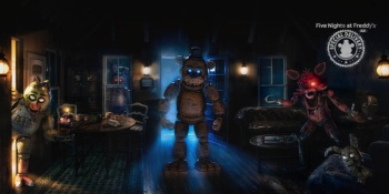 Illumix goes free-to-play with Five Nights at Freddy's AR: Special Delivery