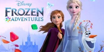 Jam City launches Disney Frozen Adventures mobile game