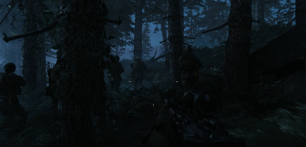 Going dark in Verdansk in Call of Duty: Modern Warfare.