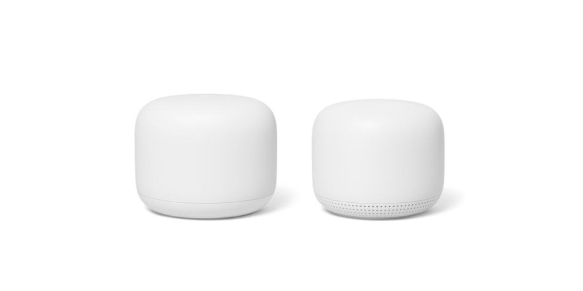 google nest wifi router and access