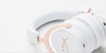 HyperX's Cloud Mix Rose Gold is excellent and looks better than ever