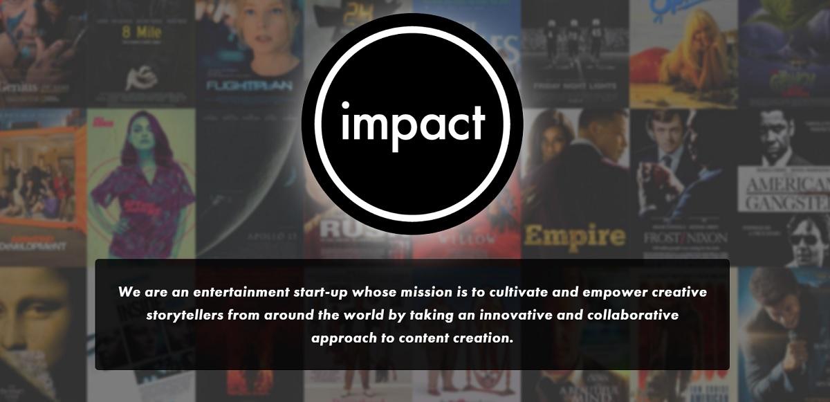 Imagine Impact accelerates storytellers.