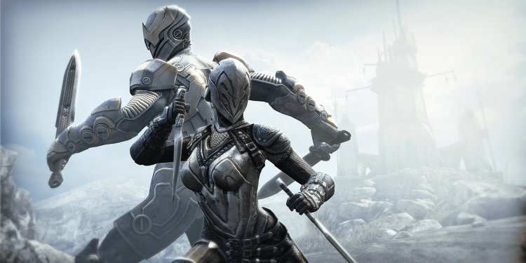 Infinity Blade was an early standout hit on iOS.