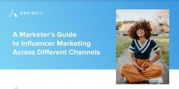 AspireIQ: Half of brand marketers are embracing influencer marketing strategies