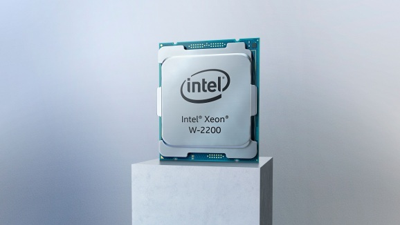 Intel Xeon W-2200 processor