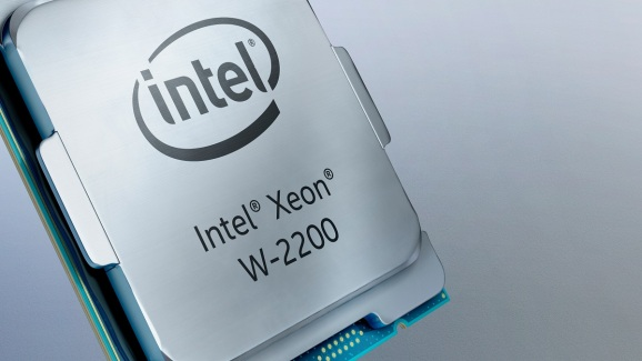 A new Intel Xeon W-series processor.