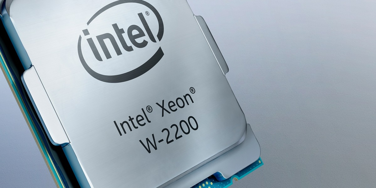 A new Intel Xeon W-series processor.
