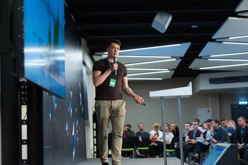 Alexey Belyankin, CEO f Legionfarm Group