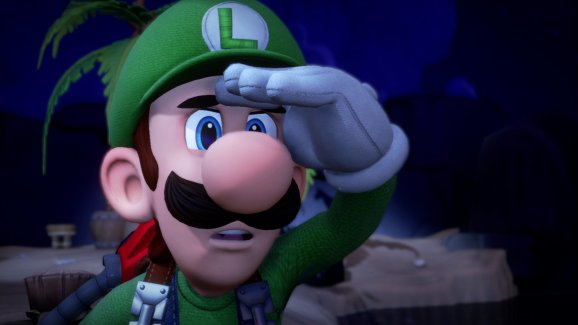 Luigi salutes you for your service to his cause.