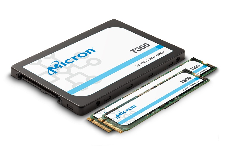 Micron 7300 SSDs