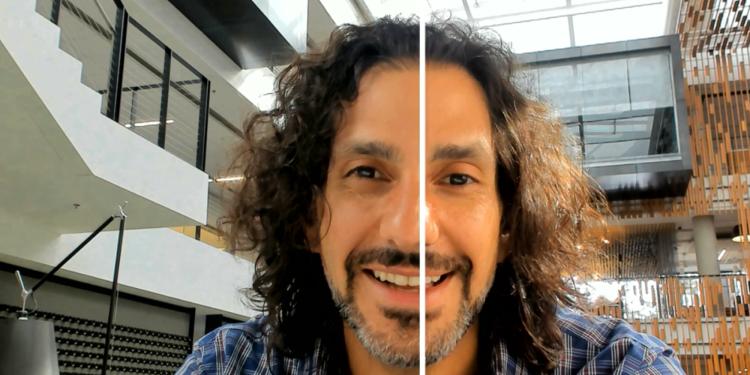 Microsoft's Surface Pro X eye gaze tech