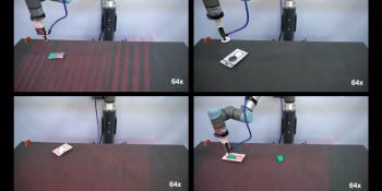 Watch Google's AI teach a picker robot to assemble objects